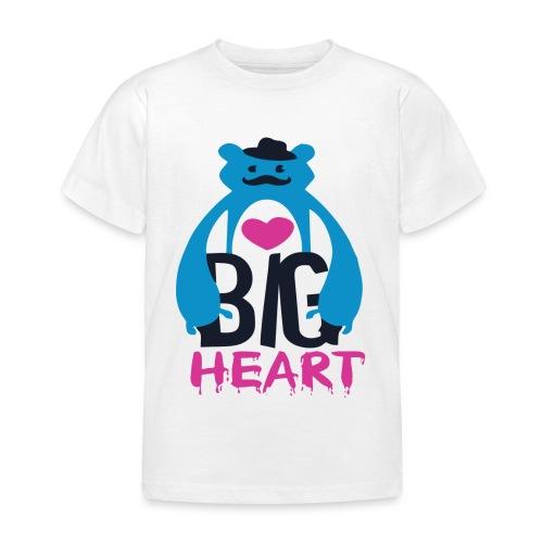 Big Heart Monster Hugs - Kids' T-Shirt