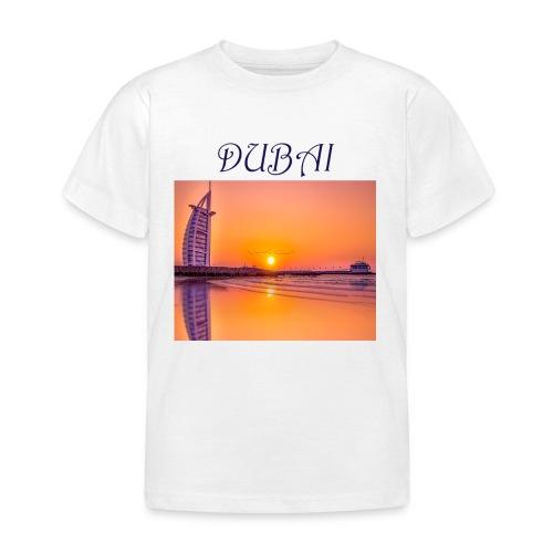 DUBAI - Camiseta niño