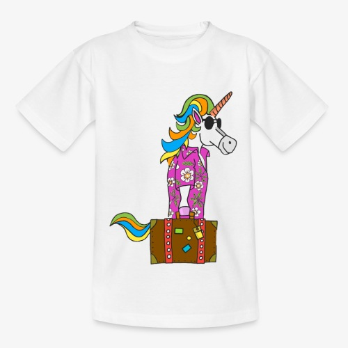 Unicorn trip - T-shirt Enfant
