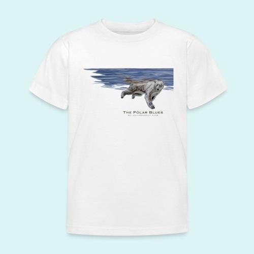 Polar-Blues-SpSh - Kids' T-Shirt