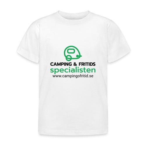 Camping & Fritidsspecialisten NEW 2020! - T-shirt barn