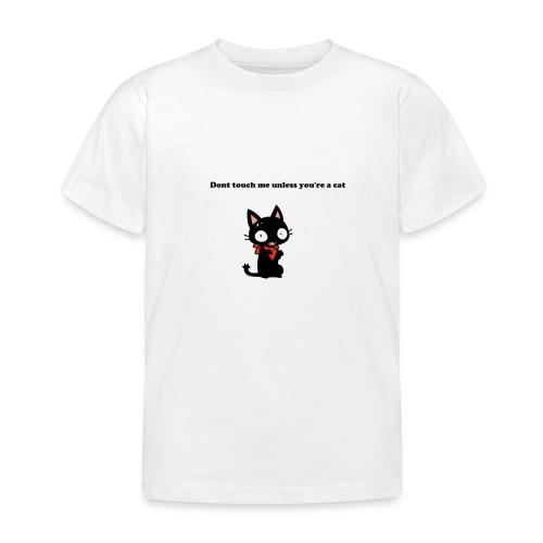 Imnotacat Tshirt - T-shirt barn