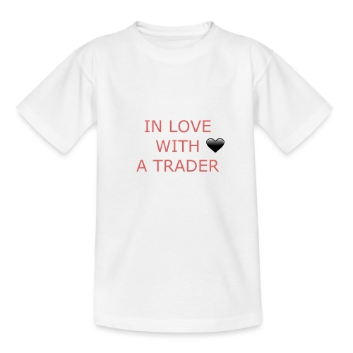 inlovewithatrader - T-shirt barn