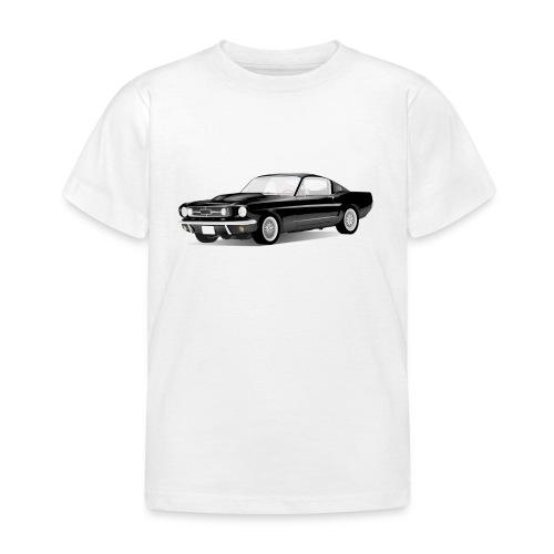 sport auto - Kinderen T-shirt