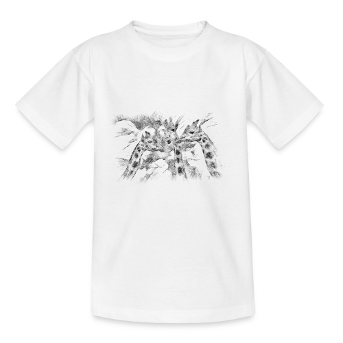 les girafes bavardes - T-shirt Enfant