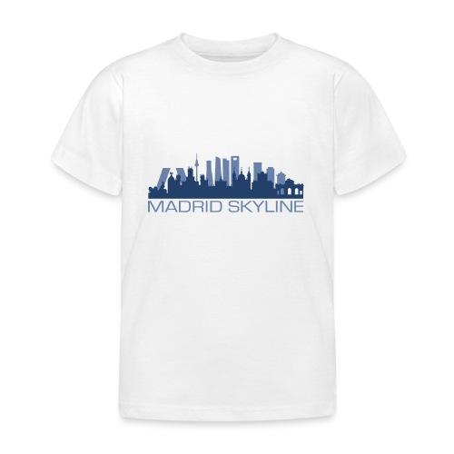 MADRIDSKYLINE - Camiseta niño