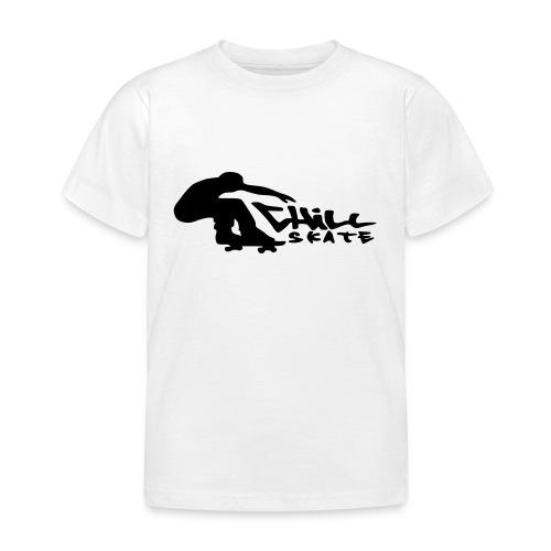 Chillskate - T-shirt barn