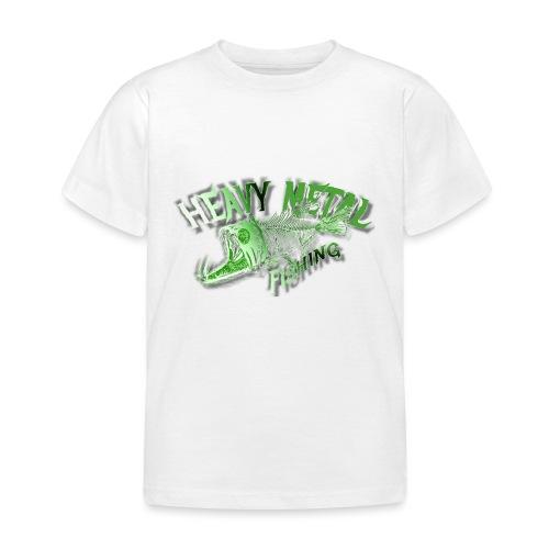 heavy metal alien - Kinder T-Shirt