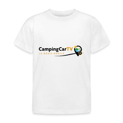 LOGO CCTV - T-shirt Enfant