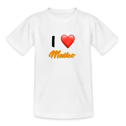 I love Mexico T-Shirt - Kids' T-Shirt