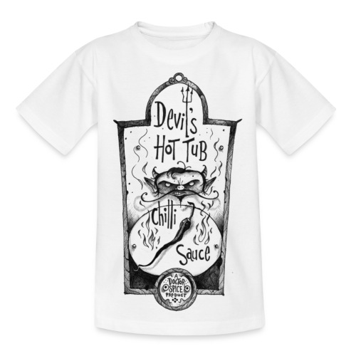 DEVILS HOT TUB - Kids' T-Shirt