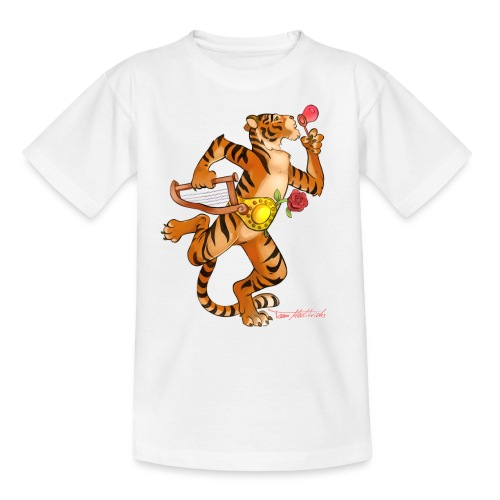 Tiger Vari - Kinder T-Shirt
