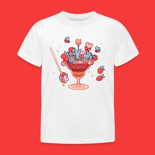 Es frühlingt sehr - Kinder T-Shirt