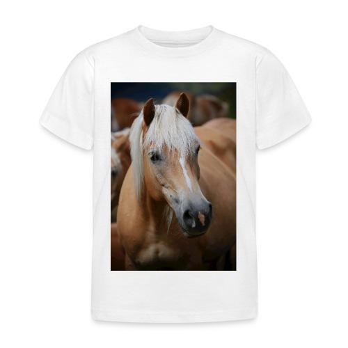 Haflinger - Kinder T-Shirt