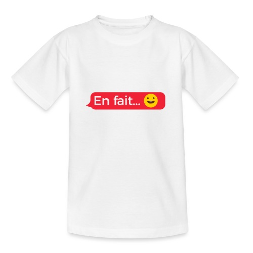 En fait - T-shirt Enfant