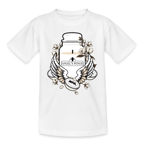 ANGELSWINGS png - Kids' T-Shirt