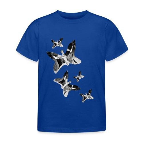 Schmetterlinge - Kinder T-Shirt