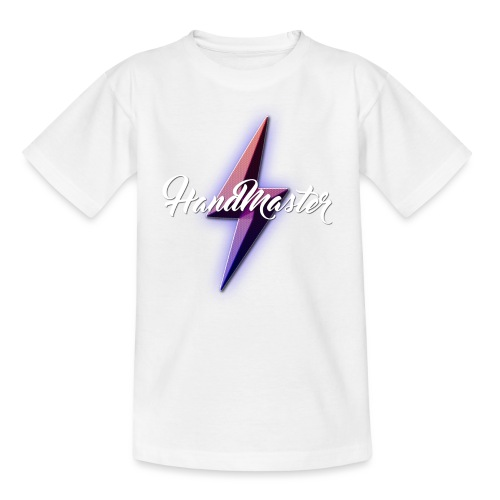 LOGOHANDMASTER4sansfondrecadré png - T-shirt Enfant