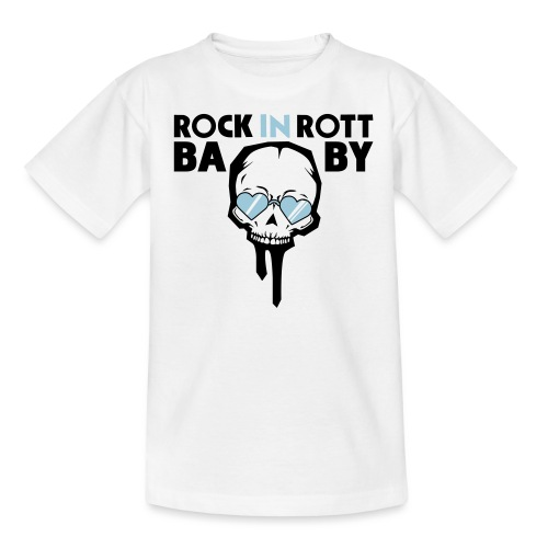 ROCK IN ROTT BABY - Kids - Kinder T-Shirt