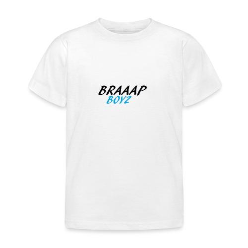 Braaap Boyz orginal - T-shirt barn