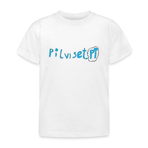 pilviset 1 - Lasten t-paita