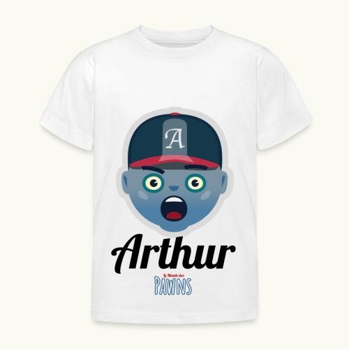 Arthur (Le monde des Pawns) - T-shirt Enfant