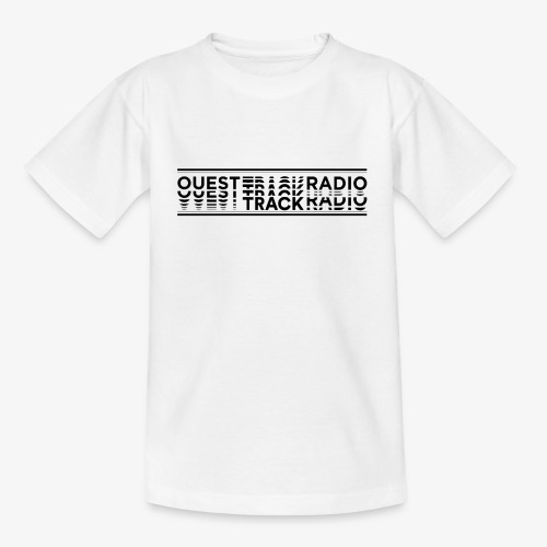 Logo Long noir - T-shirt Enfant