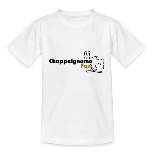 chappelgnome fan logo - Kinder T-Shirt