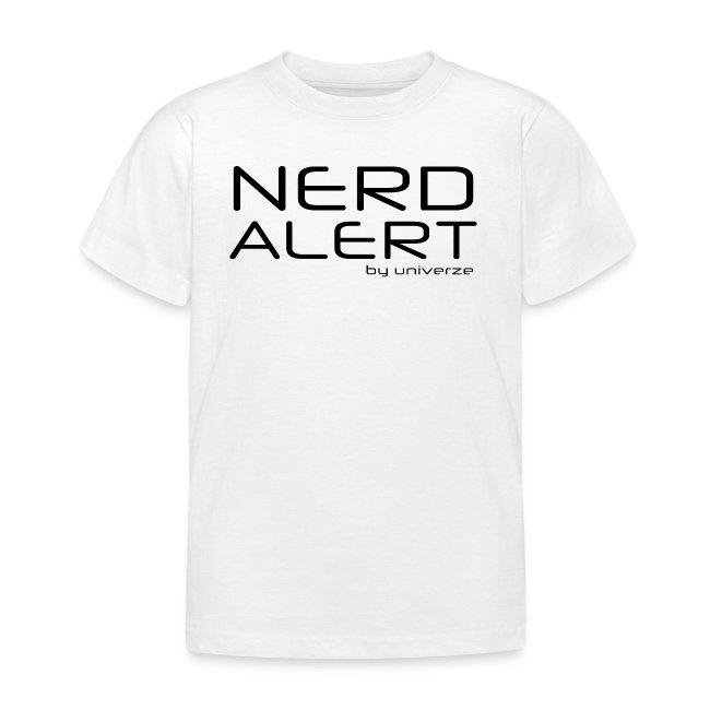 Nerd Alert - Hvid