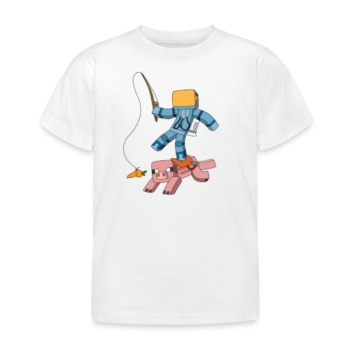 Carrot on a Stick - Kids' T-Shirt