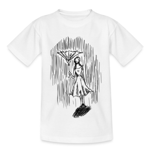 Umbrella - Kids' T-Shirt
