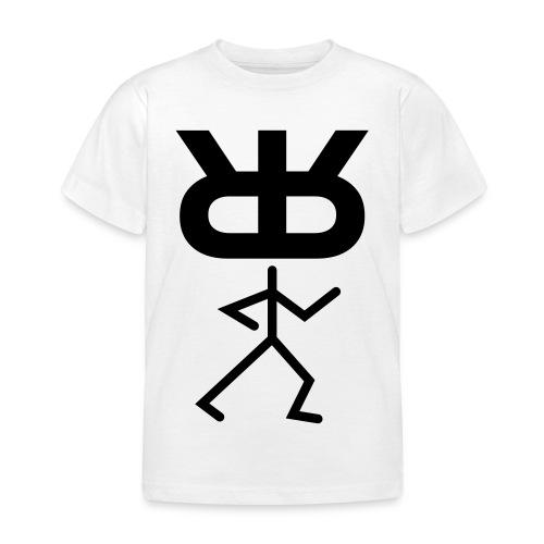 rrm mann kompl - Kinder T-Shirt