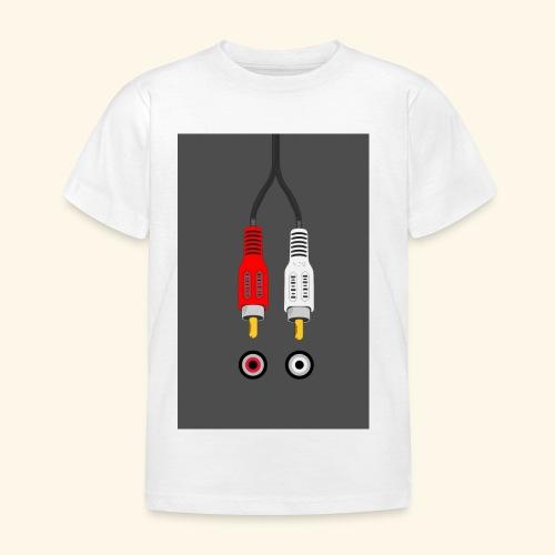 rca cable1 - Maglietta per bambini