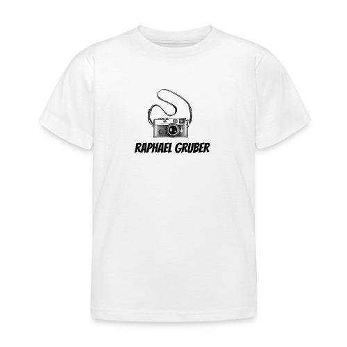 Kamera Design - Kinder T-Shirt