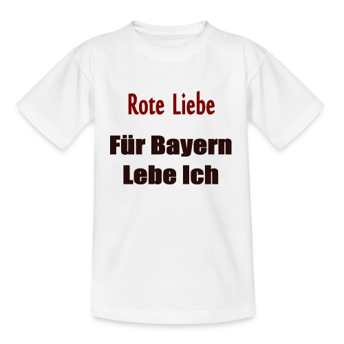 rote liebe png - Kinder T-Shirt