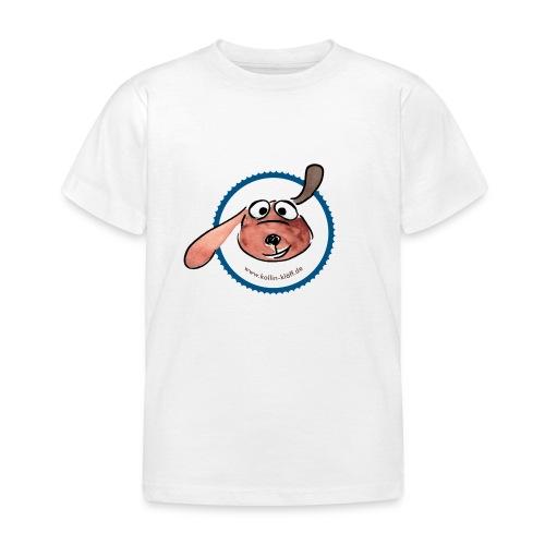 Kollin Kläff - Hauptfigur vom Puppentheater - Kinder T-Shirt