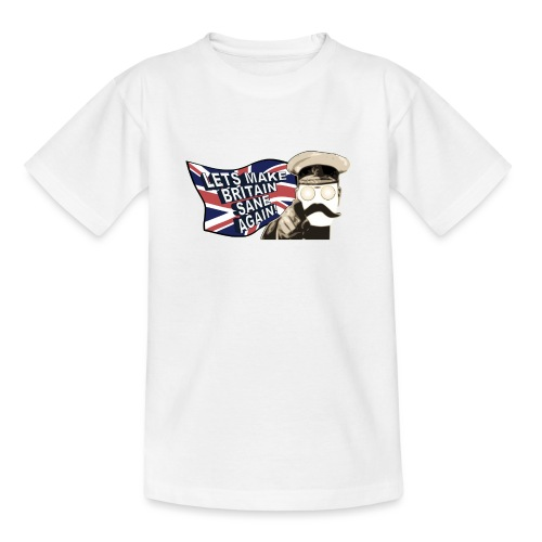 britain sane again - Kids' T-Shirt