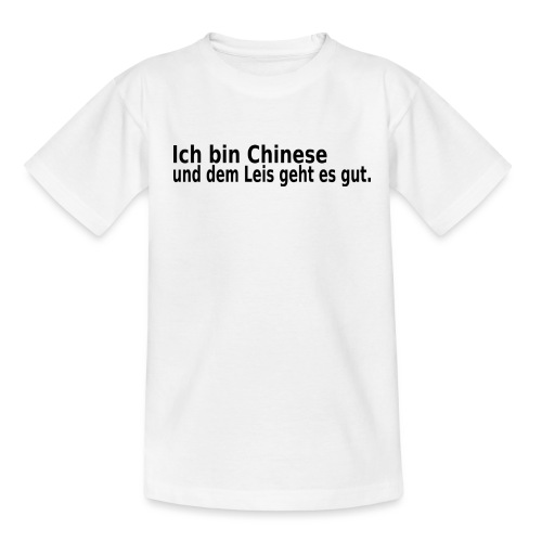 chinese China Reis - Kinder T-Shirt