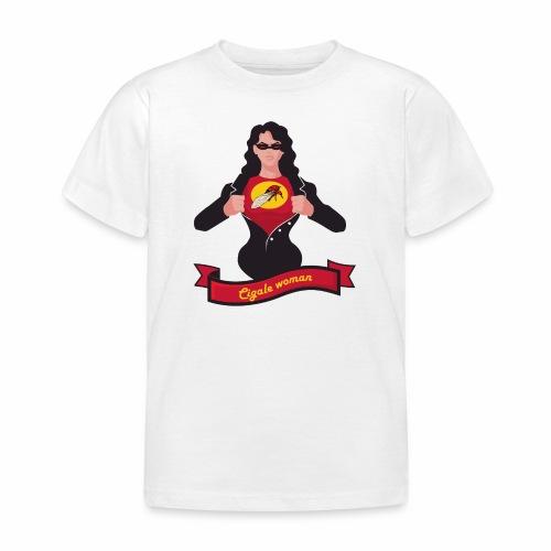 cigalewoman png - T-shirt Enfant