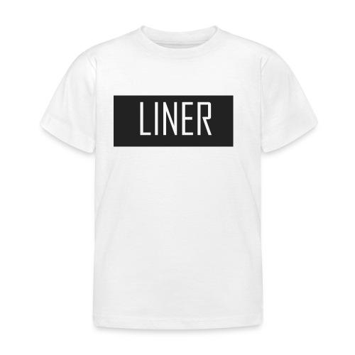 Official Linercaptain Merchandise - Kids' T-Shirt