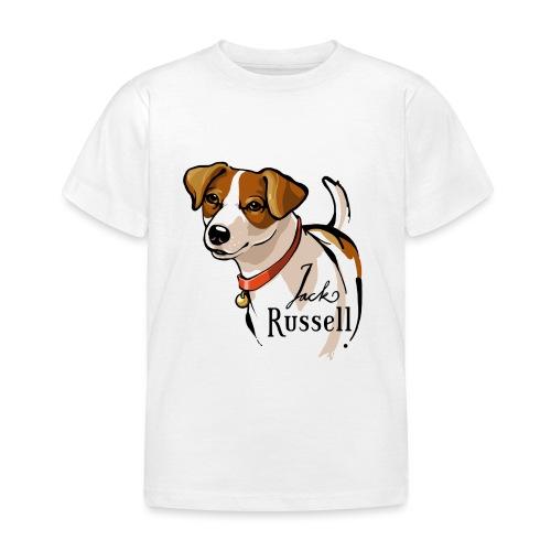 Jack Russell - Kinder T-Shirt
