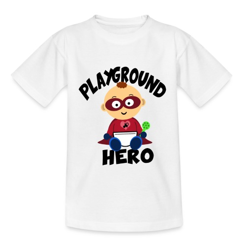 Playground Hero - Kinder T-Shirt