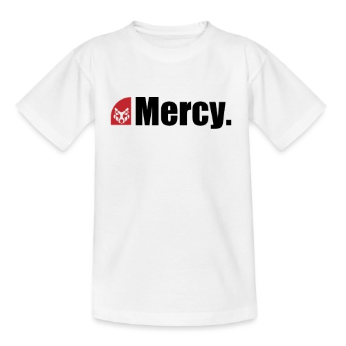 Mercy. - Kinder T-Shirt