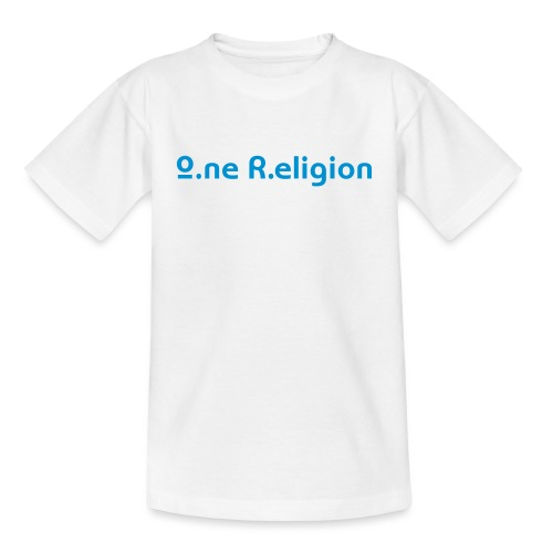 O.ne R.eligion Only - T-shirt Enfant