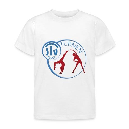TSV REGEN TURNEN - LOGO - - Kinder T-Shirt