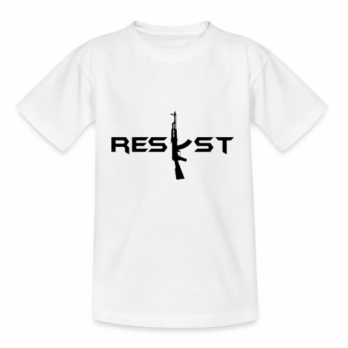 resist - T-shirt Enfant