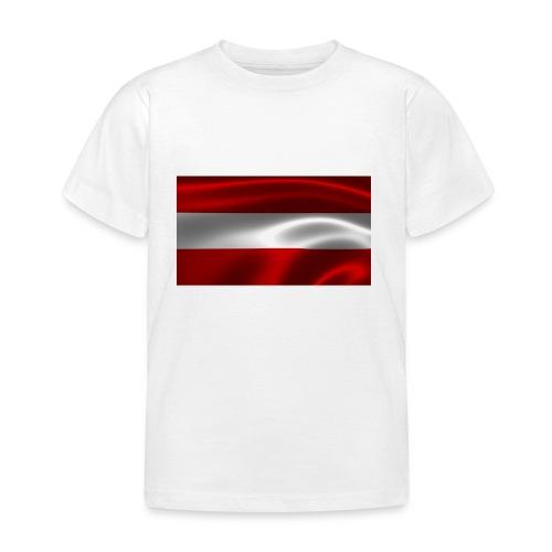 Austria I Love Austria - Kinder T-Shirt