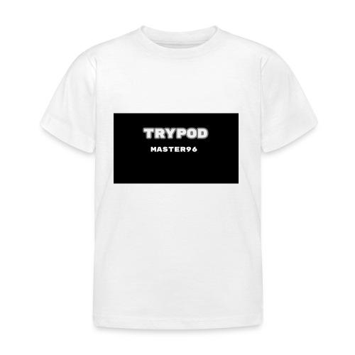 trypod master96 - Kids' T-Shirt