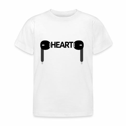 ListenToYourHeart - Koszulka dziecięca