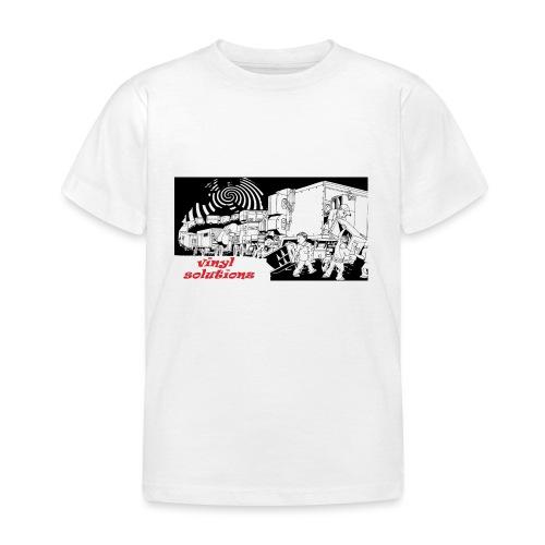 vinyl solutionz - Kids' T-Shirt